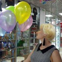 подготовка к празднику.... :: Елена Науменко