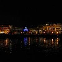 Вечерний морской порт Сочи :: Дарья Сапфирова