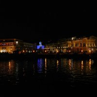 Вечерний морской порт Сочи :: Дарья Fox