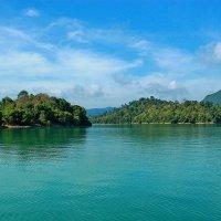 Тайланд: Национальный парк Као-Сок и искусственное озеро Чао-Лан :: Александр