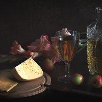 С сыром и яблочной наливкой :: Natalia Furina
