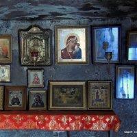 СЕВАСТОПОЛЬ - ИНКЕРМАН -МОНАСТЫРЬ СВЯТОГО КЛИМЕНТА :: ВАДИМ СКОРОБОГАТОВ