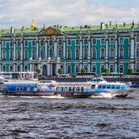 По Неве с ветерком... :: Ruslan