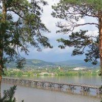 Разрушающийся мост :: Вера Щукина