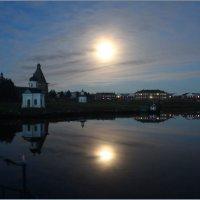 Соловецкая луна :: vladost2010(Владимир) Постоев