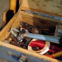 Инструменты отца,которого уже нет почти 18 лет... :: Серёжа Пархачёв