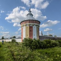Cпасо-Прилуцкий  монастырь :: Наталья Левина