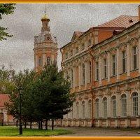 Архиерейский (или митрополичий) дом :: Владимир Гилясев