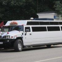 Лимузин Mega Hummer H2 :: Дмитрий Никитин