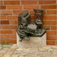 Гномики во Вроцлаве :: Galina Belugina