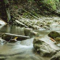 Плесецкие водопады :: Виктория Коломиец