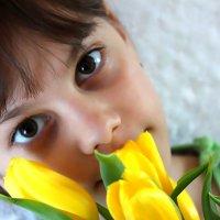 Мой цветочек :: Татьяна Коноваленко