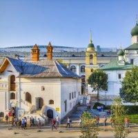 """Москва. Вид от парка """" Зарядье """". :: В и т а л и й .... Л а б з о'в"""