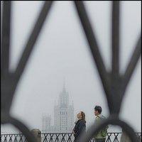 Высотка на Котельнической.... :: Юрий Яньков