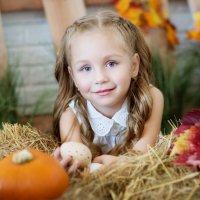 Осенний портрет :: Анна Тихонова
