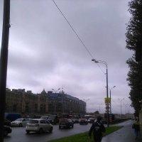 ПЕтербургские будни. Осень пришла в город с дождями и грозами. :: Светлана Калмыкова