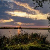 Суздальские  закаты :: Александр Ковальчук