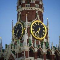 Спасская башня :: Андрей Шаронов