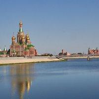 Храм ( Йошкар - Ола ) :: Александр Талышев