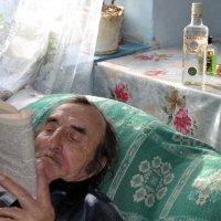 Запойное чтение. :: Пётр Четвериков