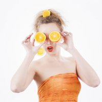 Апельсин :: Юлия Дроздова