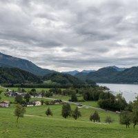 Австрия, озеро Монд (Mondsee) :: Владимир Горубин