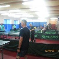 Открытый турнир по настольному теннису среди людей с ограниченными возможностями здоровья :: Центр Юность