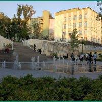 уютный уголок столицы... :: Николай Дони