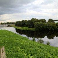 Великие Луки на реке Ловать. :: tatiana