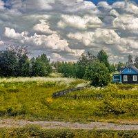 На дальней станции сойду,,, :: Виктор Заморков