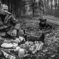 На обочине :: Сергей Михайлов