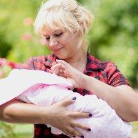 Бабушка и внучка :: Viktoria Shakula
