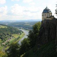 крепость Кёнигштайн :: mirtine