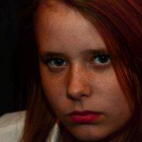 Эти глаза напротив :: Виктория Большагина