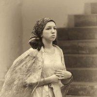 Девушка в волнении. :: Андрей Васильев