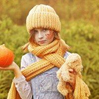 Время носить шарфики :: Елена Баландина