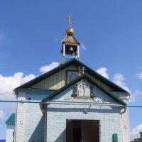 Вход в церковь :: Вера Щукина