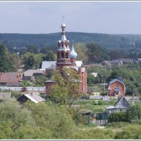 Боровск. Введенская старообрядческая церковь. :: Николай Панов