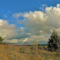 Осень на Валдайских холмах... :: Sergey Gordoff