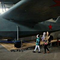Под крылом самолёта... :: Кай-8 (Ярослав) Забелин
