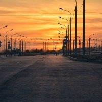 закат :: Денис Козьяков