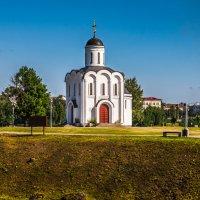 Храм в честь святого благоверного князя Михаила Тверского :: Ruslan
