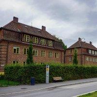 Старые скандинавские дома в Осло :: Alex Sash