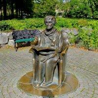 Стокгольм скульптура Астрид Линдгрен :: Swetlana V
