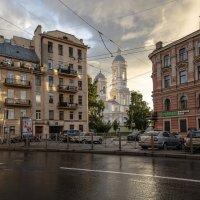 После дождя :: Наталья Левина