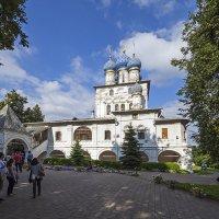 Казанская церковь :: Сергей Фомичев