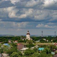 Старочеркасск с площадки звонницы. :: Oleg