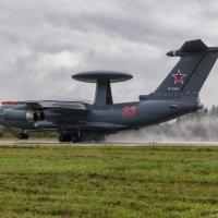 А-50У самолет ДРЛОиУ :: Павел Myth Буканов