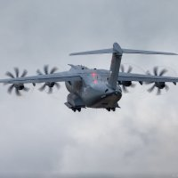 Airbus A-400M Турецких ВВС :: Павел Myth Буканов