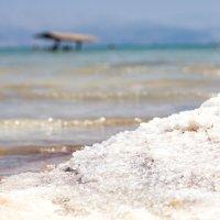 Соль. Мертвое море. :: Tatyana Belova